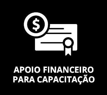 Apoio Financeiro para Capacitação