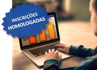 Imagem - Inscrições Homologadas